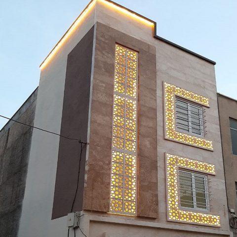 نما ساختمان شاد آباد